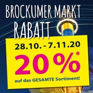 Brockumer Markt Rabatt
